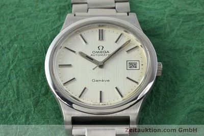 OMEGA STEEL AUTOMATIC KAL. 1012 [141221]