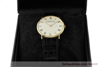 AUDEMARS PIGUET 18 CT GOLD MANUAL WINDING KAL. 2003/1 [141236]