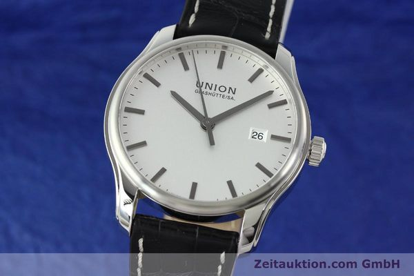 UNION GLASHÜTTE VIRO ACIER AUTOMATIQUE KAL. U2892A2 LP: 980EUR  [141242]