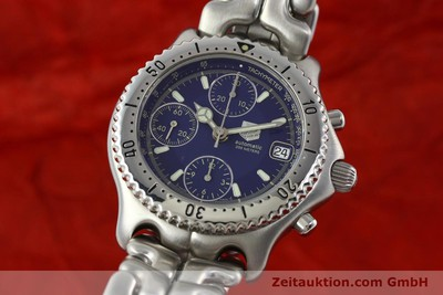 TAG HEUER LINK CHRONOGRAPH STEEL AUTOMATIC KAL. 1.97 ETA 7750 [141246]