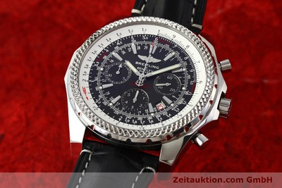 BREITLING BENTLEY STEEL AUTOMATIC KAL. B25 ETA 2892A2 [141252]