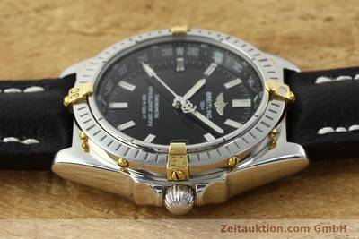 BREITLING WINGS STEEL / GOLD AUTOMATIC KAL. ETA 2892A2 [141257]