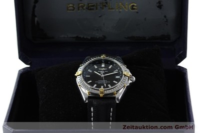 BREITLING WINGS COCKPIT CHRONOMETER AUTOMATIK HERRENUHR B10350 VP: 2990,- EURO [141257]