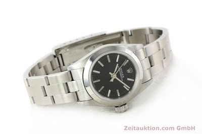 ROLEX OYSTER PERPETUAL ACERO AUTOMÁTICO KAL. 2130 [141267]