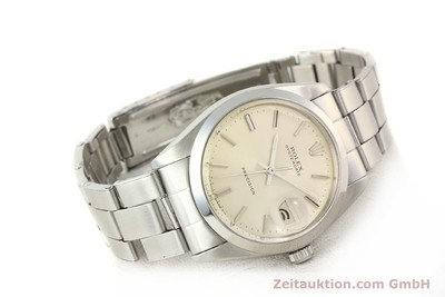 ROLEX PRECISION STEEL MANUAL WINDING KAL. 1215 [141269]