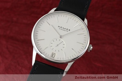 NOMOS ORION ACERO CUERDA MANUAL KAL. BETA 10487 [141274]