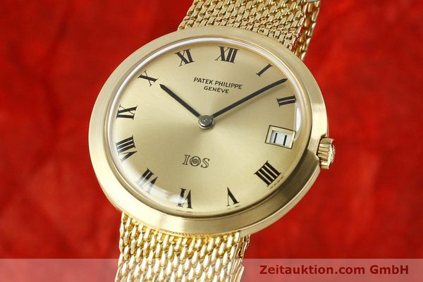 PATEK PHILIPPE CALATRAVA 18 CT GOLD AUTOMATIC KAL. 27-460  [141277]