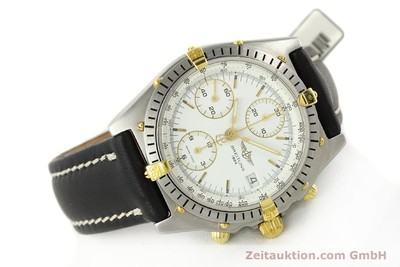 BREITLING CHRONOMAT CHRONOGRAPH STEEL / GOLD AUTOMATIC KAL. B13 VAL 7750 [141297]