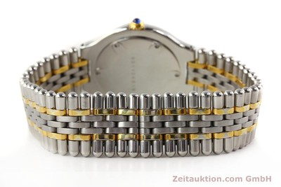 CARTIER LIGNE 21 GILT STEEL QUARTZ KAL. 81 [141305]