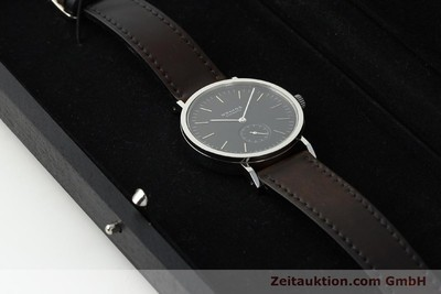 NOMOS TANGENTE STEEL MANUAL WINDING KAL. ALPHA 35849 [141308]
