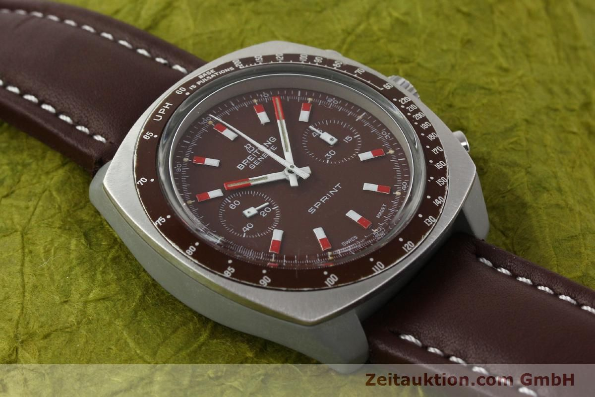 how to set time on breitling b50