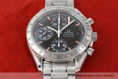 OMEGA SPEEDMASTER DATE CHRONOGRAPH RACING AUTOMATIK STAHL CAL 1152 VP: 3600,- Euro [141324]