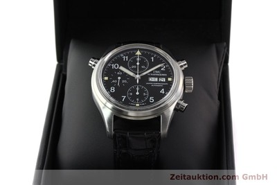 IWC DOPPELCHRONOGRAPH STEEL AUTOMATIC KAL. C.79030 [141326]