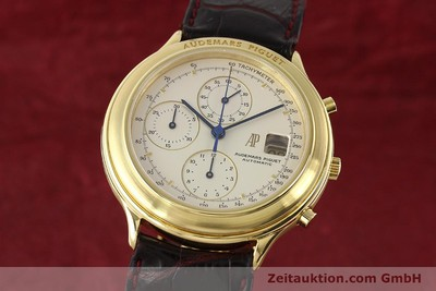 AUDEMARS PIGUET 18 CT GOLD AUTOMATIC KAL. 2126 [141327]