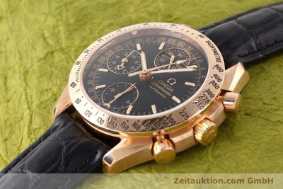 OMEGA SPEEDMASTER OR ROUGE 18 CT AUTOMATIQUE KAL. 1151 [141328]