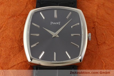 PIAGET 18 CT WHITE GOLD MANUAL WINDING KAL. 9P1 [141330]
