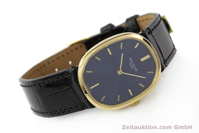 PATEK PHILIPPE ELLIPSE OR 18 CT REMONTAGE MANUEL KAL. 23-300 [141331]