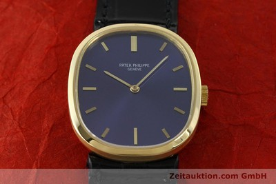 PATEK PHILIPPE 18K (0,750) GOLD ELLIPSE D´OR HANDAUFZUG 3548 MEDIUM VP: 19930,-Euro [141331]
