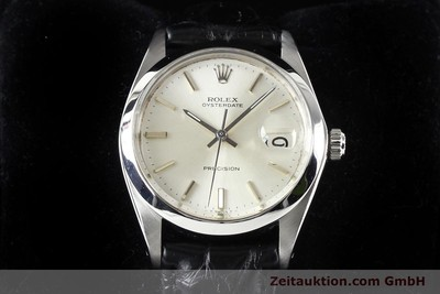 ROLEX PRECISION STEEL MANUAL WINDING KAL. 1225 [141332]