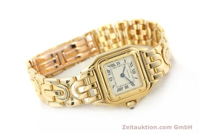 Cartier Panthere 18k Gold Quarz Kal. 057 [141334]