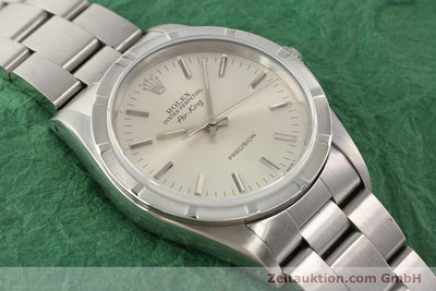 ROLEX PRECISION STEEL AUTOMATIC KAL. 3000 [141335]