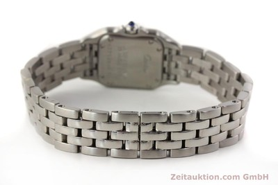 CARTIER PANTHERE STEEL QUARTZ KAL. 157 [141336]