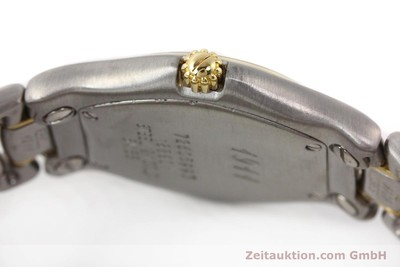 EBEL 1911 STEEL / GOLD QUARTZ KAL. 88 [141339]