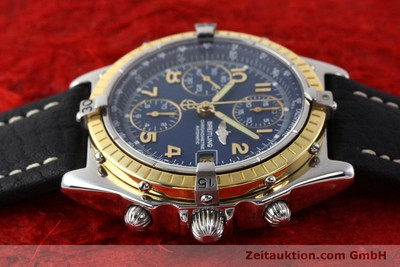 BREITLING CHRONOMAT STEEL / GOLD AUTOMATIC KAL. VAL 7750 [141345]