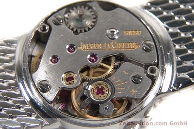 JAEGER LE COULTRE 18 CT WHITE GOLD MANUAL WINDING [141354]