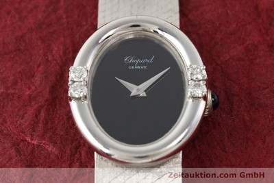 CHOPARD 18 CT WHITE GOLD MANUAL WINDING KAL. 2442 [141355]