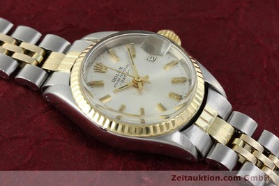 ROLEX LADY DATE STEEL / GOLD AUTOMATIC KAL. 2030 [141357]