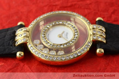 CHOPARD HAPPY DIAMONDS OR 18 CT QUARTZ [141359]
