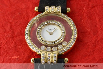 CHOPARD HAPPY DIAMONDS ORO 18 CT QUARZO [141359]