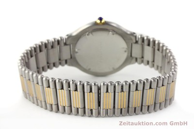 CARTIER LIGNE 21 GILT STEEL QUARTZ [141361]
