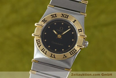 OMEGA CONSTELLATION ACIER / OR QUARTZ KAL. 1455 ETA 976.001 [141363]