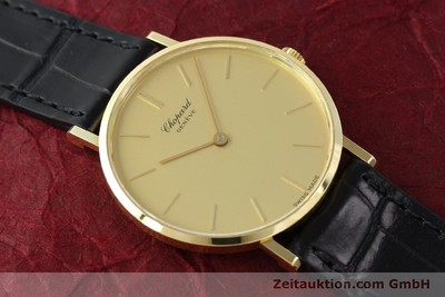 CHOPARD ORO DE 18 QUILATES CUERDA MANUAL KAL. PESEUX 7001 [141366]