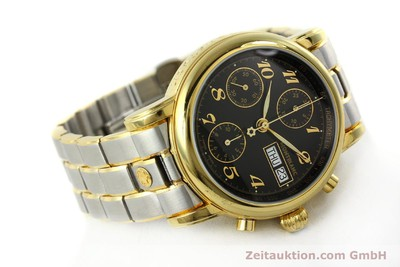 MONTBLANC MEISTERSTÜCK CHRONOGRAPH GOLD-PLATED AUTOMATIC KAL. 4810501 ETA 7750 [141376]