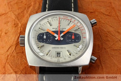 BREITLING CHRONO-MATIC CHRONOGRAPH STEEL AUTOMATIC KAL. 11 [141379]