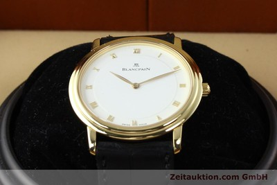 BLANCPAIN VILLERET OR 18 CT AUTOMATIQUE [141383]