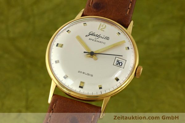GLASHÜTTE SPEZIMATIC DORÉ AUTOMATIQUE KAL. 75 [141388]