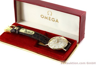 OMEGA SEAMASTER 14 CT YELLOW GOLD AUTOMATIC [141390]