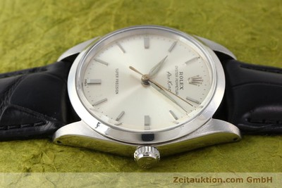 ROLEX AIR KING ACIER AUTOMATIQUE KAL. 1530 [141392]