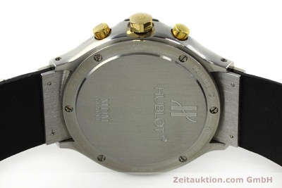 HUBLOT MDM GILT STEEL QUARTZ [141396]