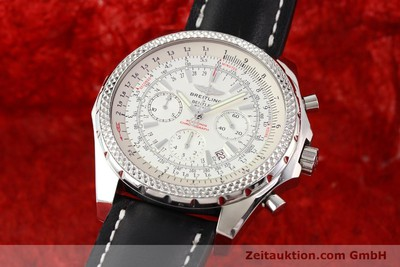 BREITLING BENTLEY STEEL AUTOMATIC KAL. B25 ETA 2892A2 [141404]