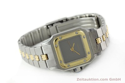 CARTIER SANTOS STEEL / GOLD AUTOMATIC [141427]