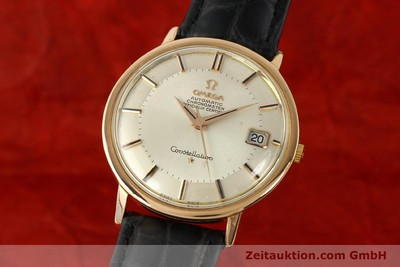 OMEGA CONSTELLATION 18 CT GOLD AUTOMATIC KAL. 561 [141430]
