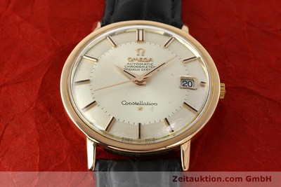 OMEGA CONSTELLATION OR 18 CT AUTOMATIQUE KAL. 561 [141430]