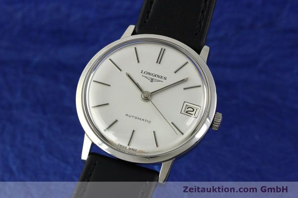 LONGINES STEEL MANUAL WINDING KAL. 345 [141431]