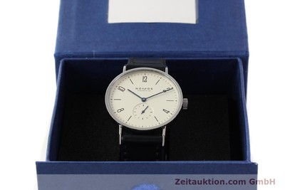 NOMOS TANGENTE STEEL MANUAL WINDING KAL. ETA 7001 [141433]