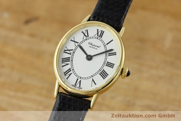 CHOPARD 18 CT GOLD MANUAL WINDING KAL. ETA 2512 [141446]